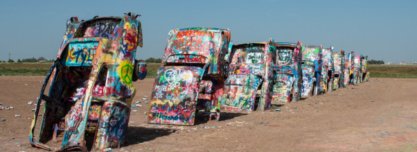 Cadillac Ranch-1