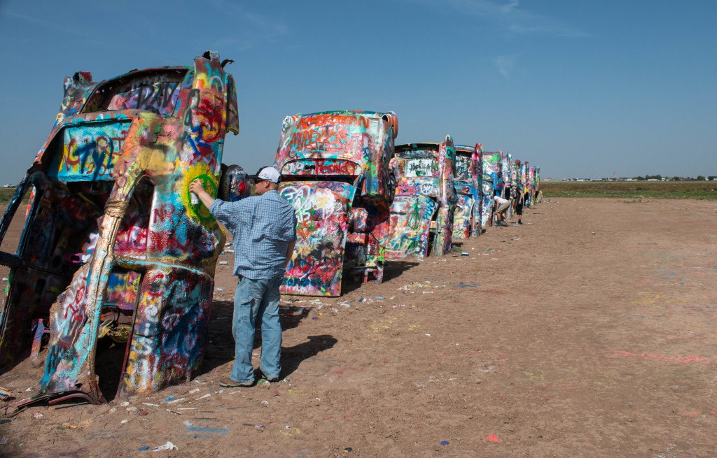 Cadillac Ranch-2