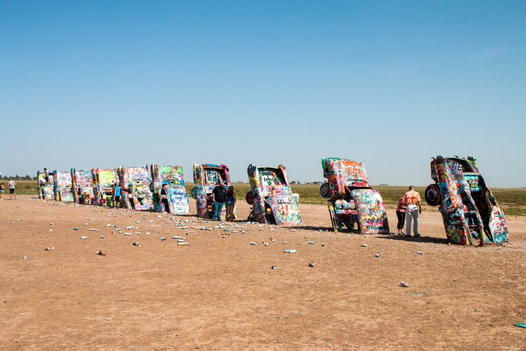 Cadillac Ranch-4
